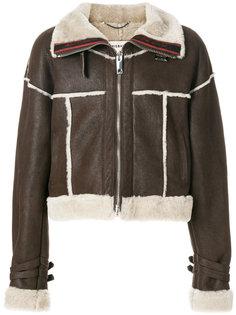 укороченная куртка-бомбер   Misbhv