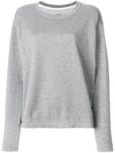 raw edge sweater Rta