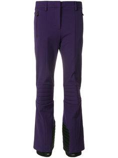 расклешенные брюки Moncler Grenoble