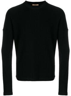пуловер с круглым вырезом  Nuur