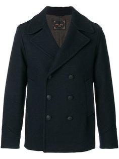 двубортное пальто Paltò