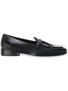 классические туфли-монки  Edhen Milano