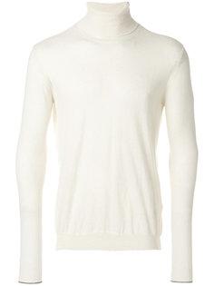 свитер с отвортной горловиной Golden Goose Deluxe Brand