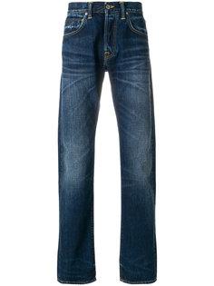 джинсы прямого кроя Edwin