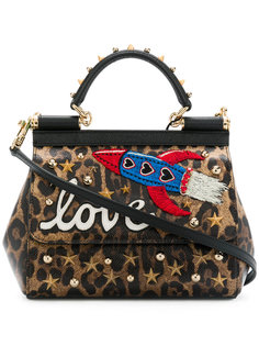 маленькая сумка Sicily  Dolce & Gabbana