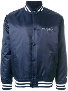 куртка-бомбер свободного кроя Yohji Yamamoto