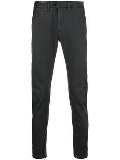брюки кроя слим Department 5