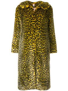 пальто из искусственного меха Patrick Shrimps