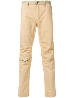 прямые брюки-чинос Maharishi