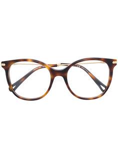 очки в черепаховой оправе Chloé Eyewear