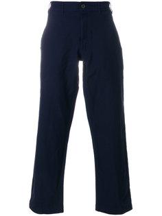 брюки-чинос прямого кроя Comme Des Garçons Shirt