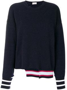 свитер с полосками  MRZ
