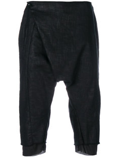 укороченные брюки мешковатого кроя Army Of Me