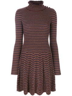 платье с высокой горловиной See By Chloé