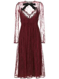 кружевное платье Chantilly Nº21