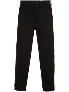 брюки Shankar Plain Stitch Padded  Yohji Yamamoto