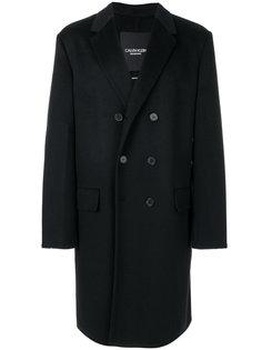двубортное пальто Calvin Klein 205W39nyc