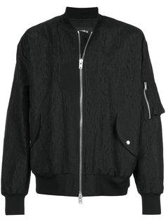 куртка-бомбер  MA-1 Yang Li