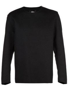 пуловер с круглым вырезом DBF Yang Li
