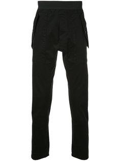 зауженные брюки Zambesi