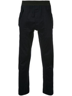 брюки кроя слим Zambesi