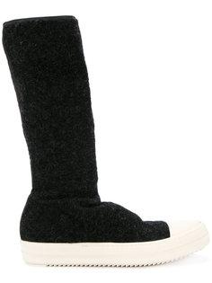 кеды Sock Rick Owens DRKSHDW