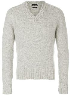 свитер с V-образным вырезом Tom Ford
