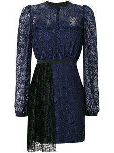 платье Mercredi с плиссировкой спереди  Three Floor