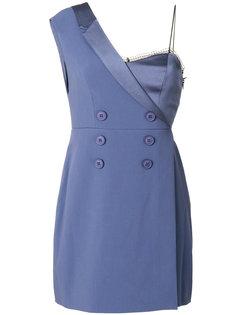 платье-блейзер Take Shape с открытыми плечами Three Floor