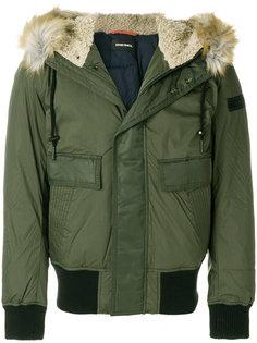 куртка-бомбер W-Galt Diesel