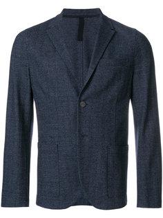 пиджак с накладными карманами Harris Wharf London