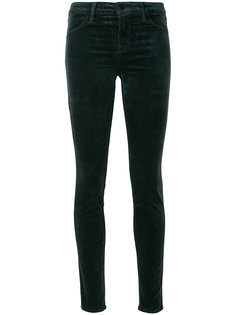 брюки с 5 карманами  J Brand