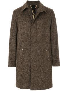 пальто с потайной застежкой Equipe 70