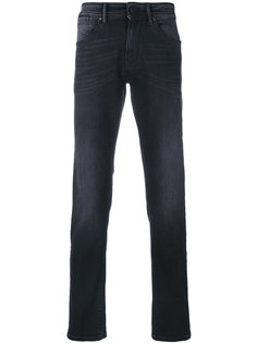faded straight-leg jeans  Pt05