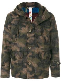 куртка с камуфляжным узором Equipe 70