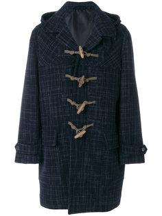 пальто свободного кроя Boglioli