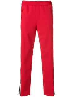 спортивные брюки с полоской сбоку Neil Barrett