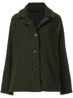 строгое приталенное пальто  Rundholz Black Label