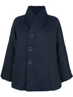 строгое приталенное пальто  Comme Des Garçons Comme Des Garçons