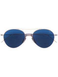 круглые солнцезащитные очки-авиаторы Eyevan7285