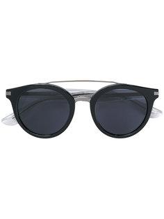 солнцезащитные очки в овальной оправе Tommy Hilfiger