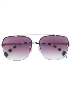 солнцезащитные очки с градиентными стеклами Tommy Hilfiger