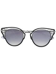 солнцезащитные очки Dhelia Jimmy Choo Eyewear