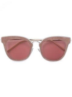 солнцезащитные очки Nile Jimmy Choo Eyewear
