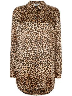блузка с леопардовым узором Mads Nørgaard