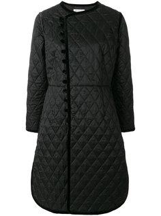 quilted side-fastening coat Comme Des Garçons Noir Kei Ninomiya