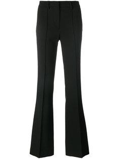 расклешенные брюки с завышенной талией Etro
