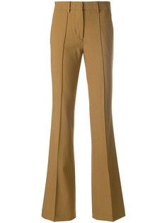 классические расклешенные брюки Etro