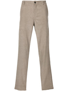 вельветовые брюки прямого кроя A Kind Of Guise