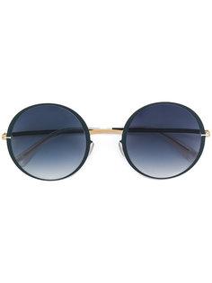круглые солнцезащитные очки Mykita